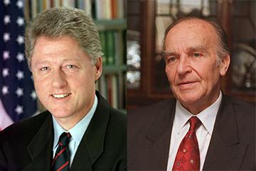 Билл Клинтон и Алия Изетбегович. Часть 4. «ТВ - крепость Алии Изетбеговича»