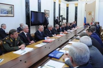 Программа В.В.Путина: Безопасное развитие России и всех населяющих её народов