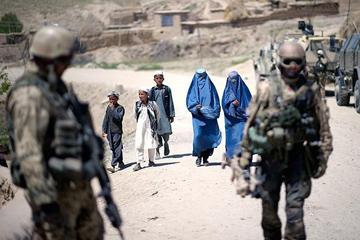 Афганистан без НАТО: кто обеспечит безопасность?