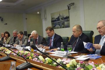 Интеграционный клуб при Председателе Совета Федерации представил Ежегодный доклад за 2013 год