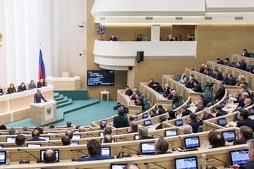 Сенаторы одобрили два закона о принятии Республики Крым в состав Российской Федерации