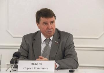С. Цеков: «Крымская весна» подтвердила право наций на самоопределение