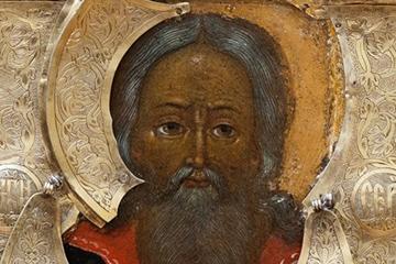 Три уникальные иконы в Историческом музее