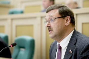 К. Косачев: Очередная санкционная инициатива Верховной Рады - бессмысленный декларативный акт для внутреннего пользования