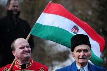 Киев не желает находить общий язык с закарпатскими венграми