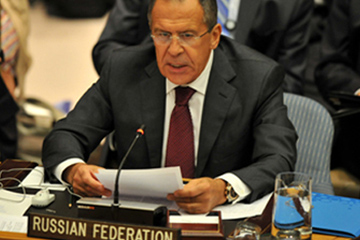 Россия предлагает созвать антитеррористический форум под эгидой ООН
