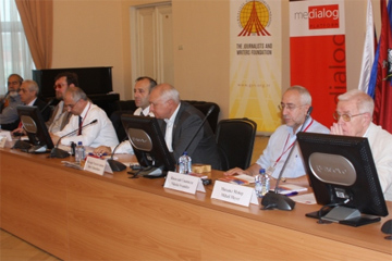 Взаимодействие российских и турецких журналистов