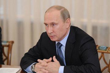 ВЦИОМ: рейтинг Путина взлетел до 82,3% после присоединения Крыма