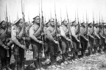 Первая мировая война: начало «короткого двадцатого века»
