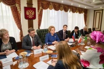 Россия и Экваториальная Гвинея в межпарламентском диалоге