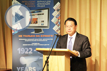 Гость «Золотой коллекции» - Ли Юн, Генеральный директор ЮНИДО