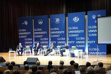 Глобальный университетский форум 2014