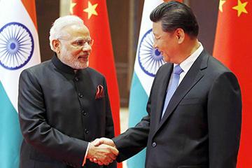 Азиатские гиганты выбирают Мир и Развитие