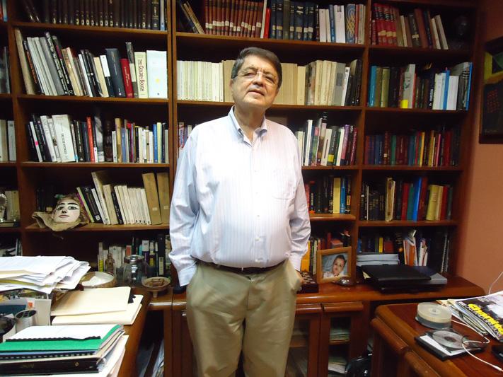 Национальный писатель Серхио Рамирес