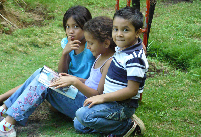 Дети Масайи