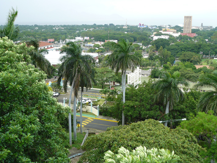 Зеленый город – Манагуа