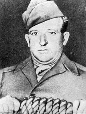 Сержант Вуд, приведший в исполнение приговор