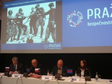 Россия, EC и НАТО выслушали друг друга в Праге