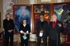 Фоторепортаж с открытия выставки «Пакт Рериха. Знамя мира»