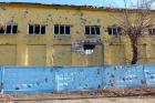 Разрушение в регионе Луганска