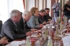 Встреча В.И.Матвиенко с председателем Национального собрания Республики Армения Галустом Саакяном