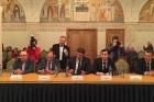 10 декабря в здании Храма Христа Спасителя в Москве прошла 22-я церемония награждения лауреатов Международной премии «Человек года»
