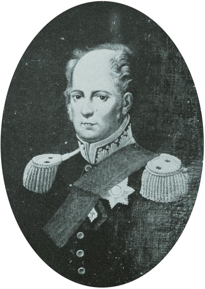 Портрет Бетанкура