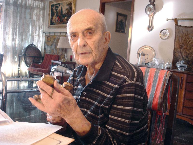 Дядя Коля – кадет Николай Александрович Хирово – владелец коллекции