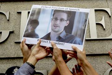 Эдвард Сноуден. Несколько тезисов о сложившейся ситуации