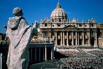 Журнал Международная жизнь - Ватикан и «новый мировой порядок»