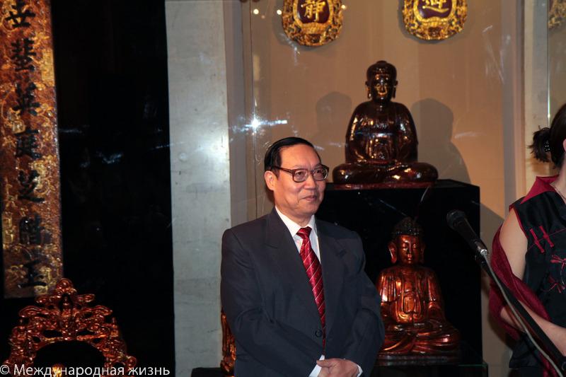 Лё Тхань Ван, советник Посольства Республики Вьетнам