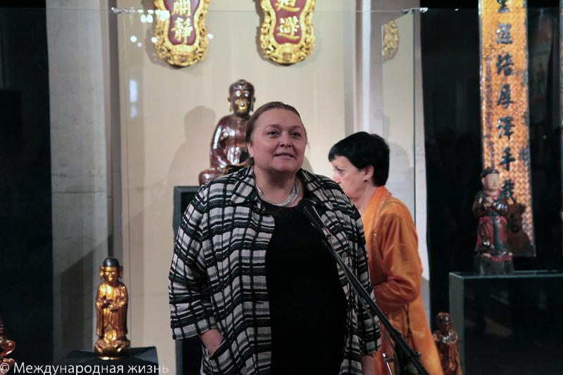 Екатерина Селезнева, Директор Департамента современного искусства и международных культурных связей Министерства культуры РФ