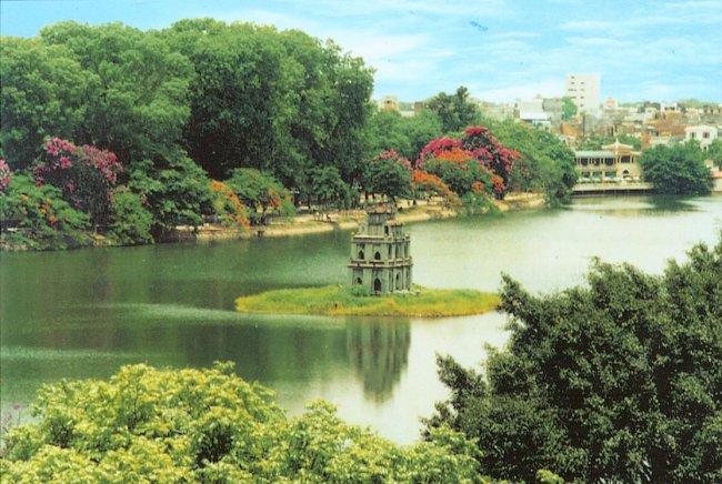 Вид Ханоя